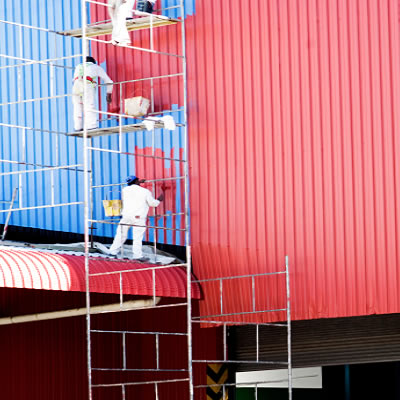 professional painting services cost