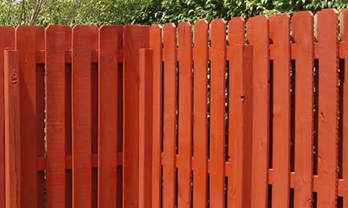 Fence Painting in Houston TX Fence Services in Houston TX Exterior Painting in Houston TX